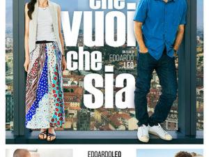 CHE VUOI CHE SIA (2016)
