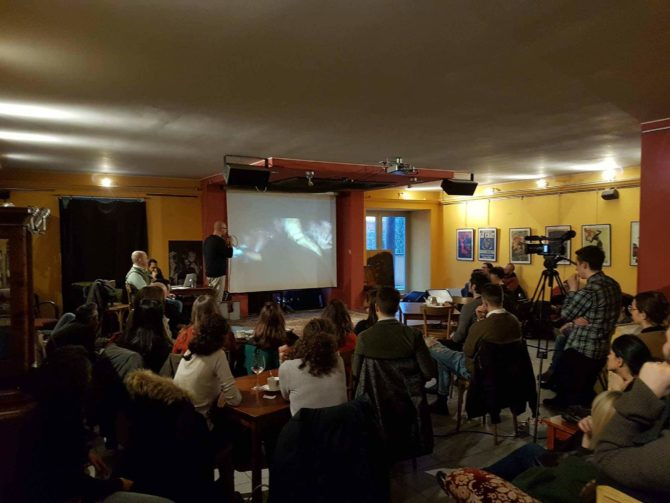 Primo appuntamento con Il Re(gista) è nudo - eventi monografici a cura di Ennesimo Film Festival