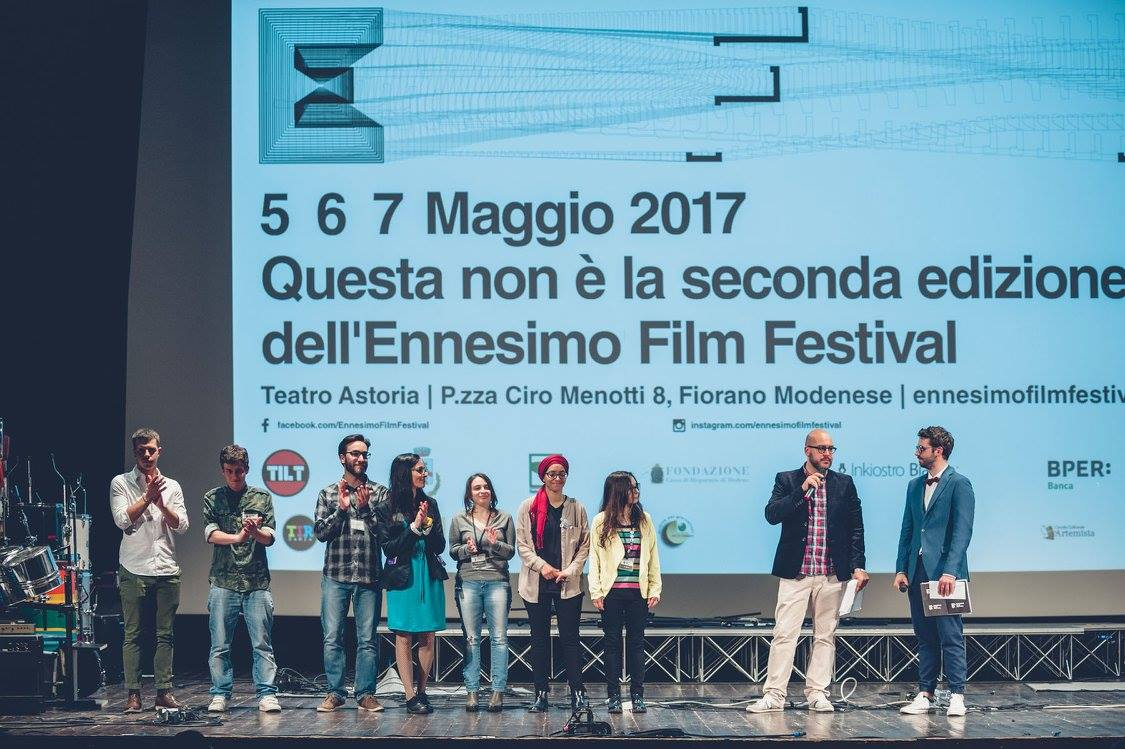 organizzatori ennesimo film festival