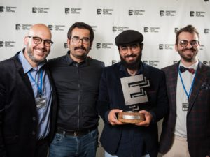 ENNESIMO FILM FESTIVAL 2018 – AWARDS