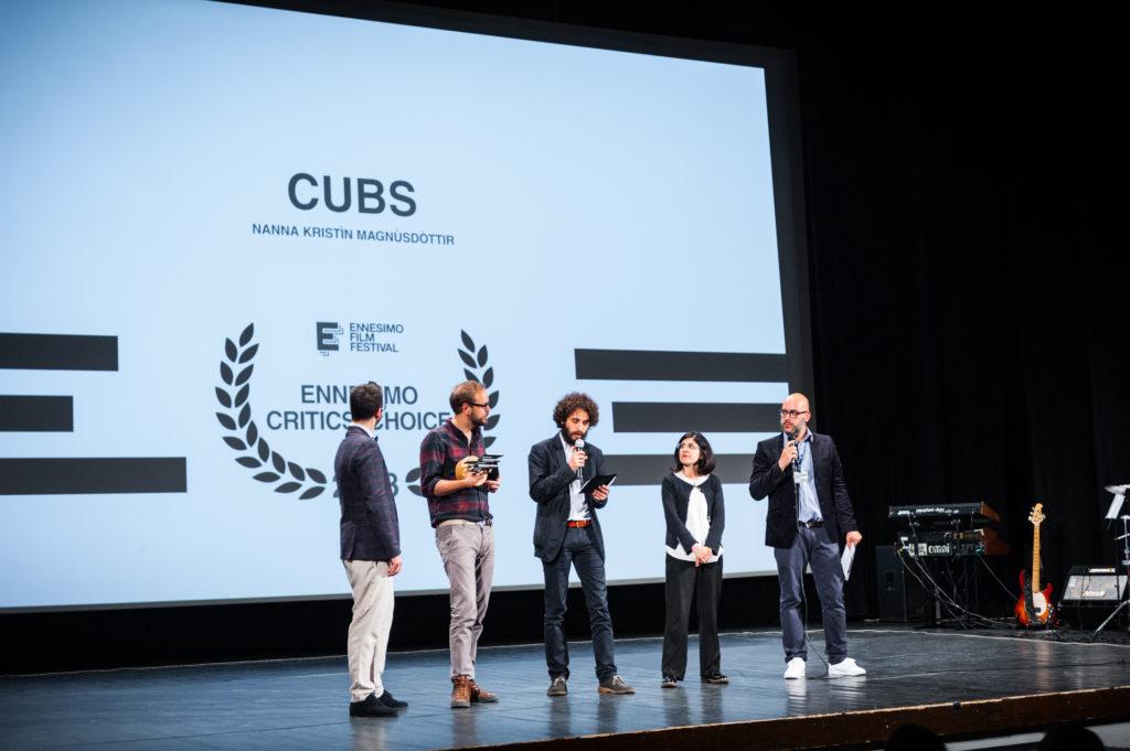 cubs scelto dalla giuria 2018 ennesimo film festival