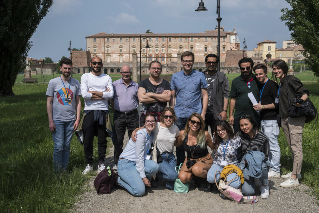 ennesimo group pic palazzo ducale