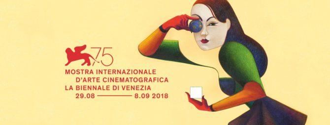festival cinema venezia 75 edizione 2018
