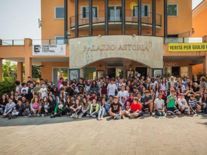 900 STUDENTI PER </BR> &#8220;NON È L&#8217;ENNESIMA GIORNATA DI SCUOLA&#8221;