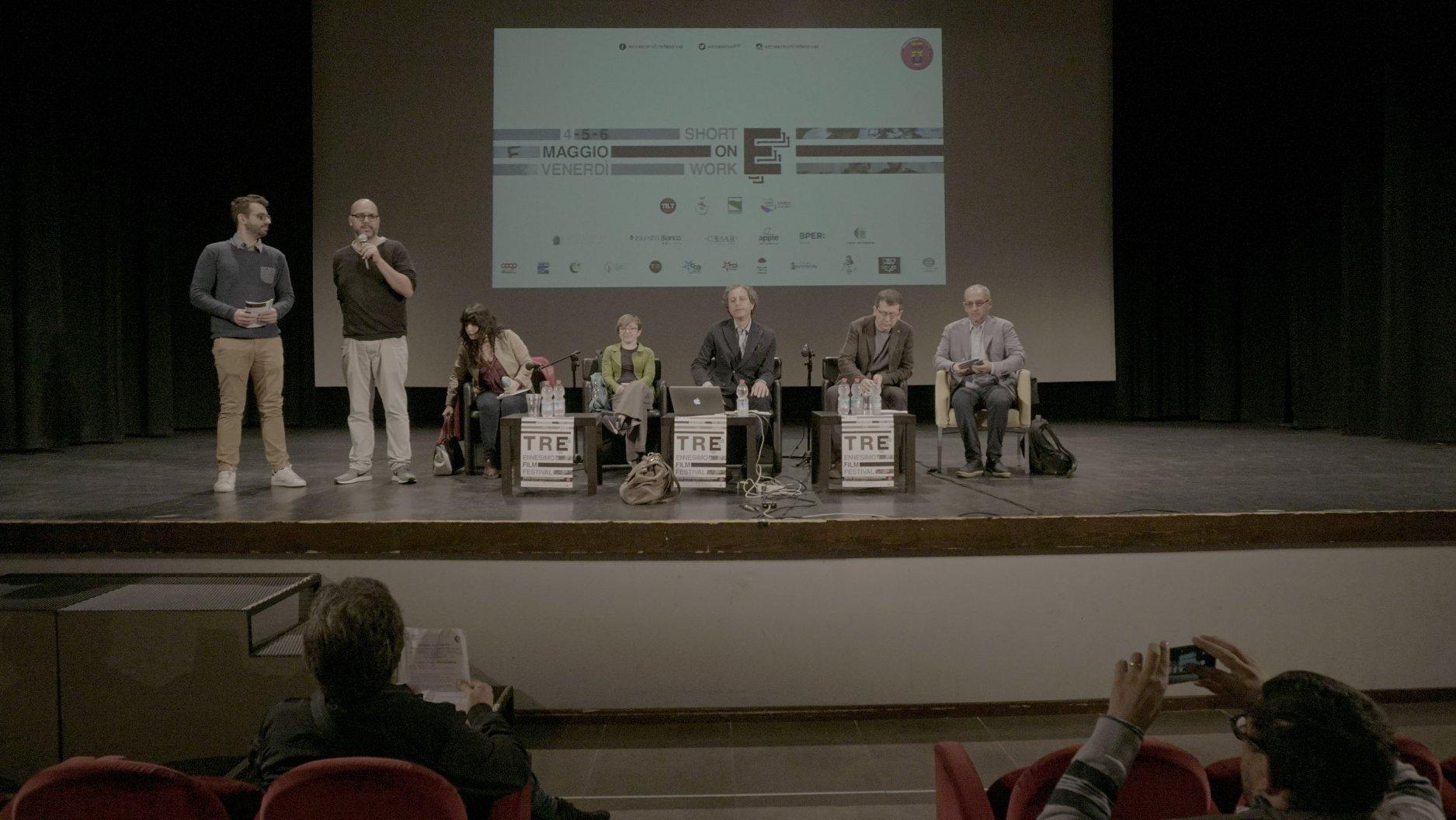 seminario giornalisti 2018 fondazione marco biagi short on work