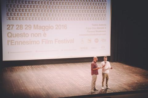 Ennesimo Film Festival Federico Ferrari Mirco Marmiroli