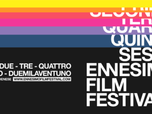 2021 ENNESIMO FILM FESTIVAL – FROM 1st to 4th JULY