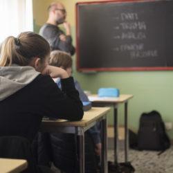 Ennesimo film festival 2018 | non è ennesima giornata di scuola
