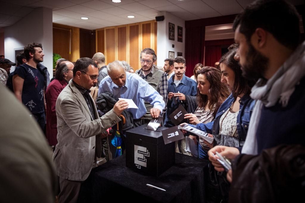 il pubblico votante ennesimo film festival 2018
