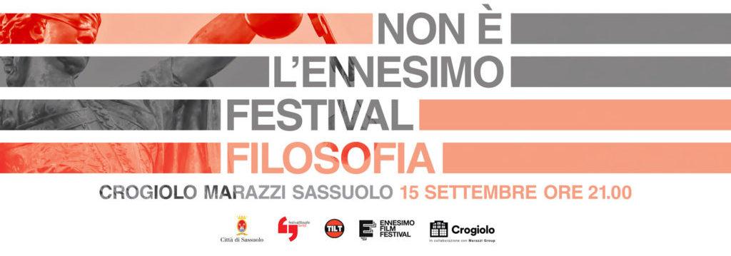 Non è l'Ennesimo festivalfilosofia 2018