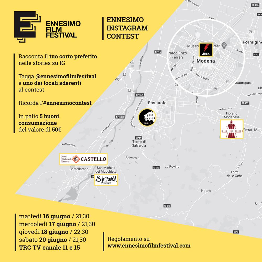ennesimo instagram contest 2020