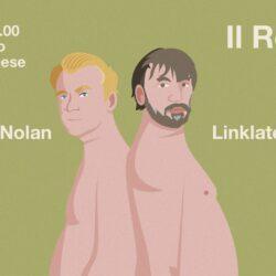 Il regista è nudo - Nolan - linklater