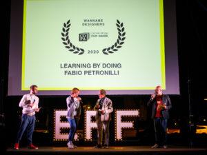 CAESAR DESIGN FILM AWARD – Il vincitore e la Motivazione della Giuria