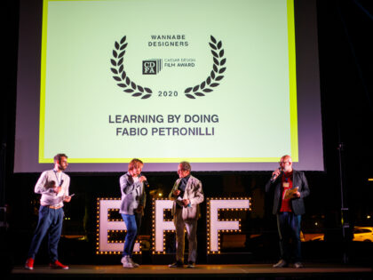 CAESAR DESIGN FILM AWARD – The winner and the jury motivation