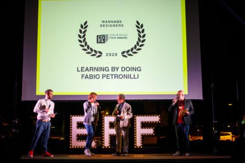caesar design film award ennesimo film festival moviement edition