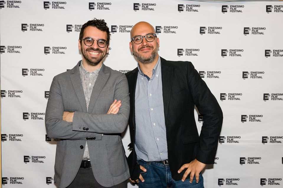 Federico Ferrari e Mirco Marmiroli