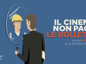 IL CINEMA NON PAGA LE BOLLETTE – #ENNESIMOCROWDFUNDER