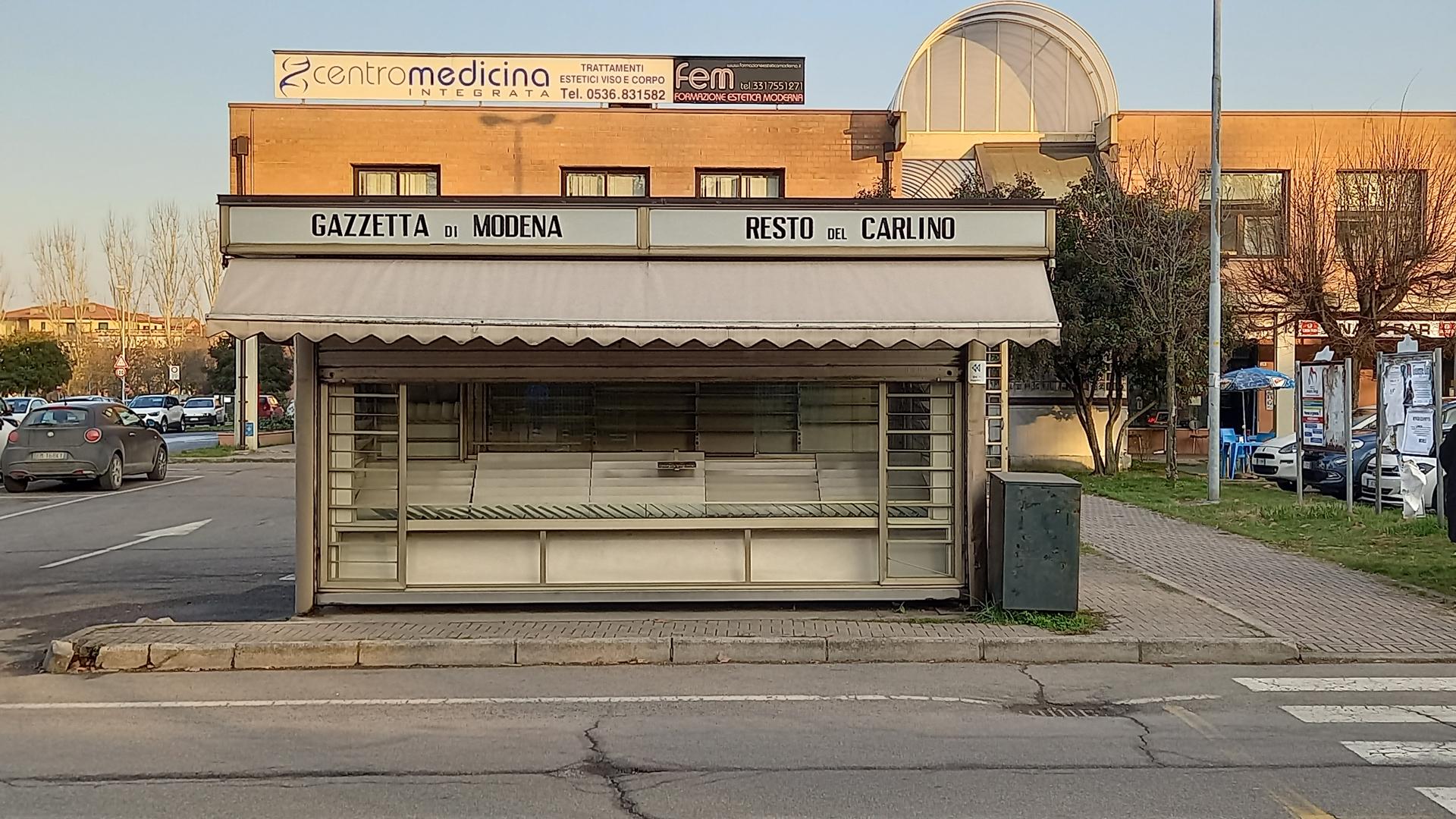 La Sosteria - Edicola Santa Caterina - fiorano