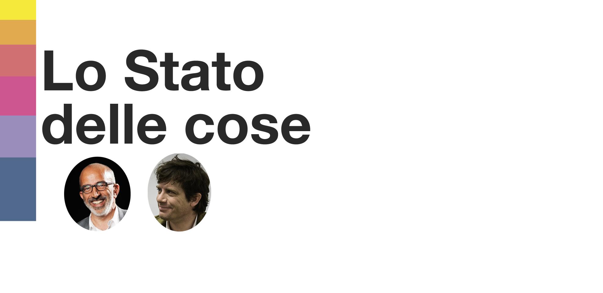 Lo Stato delle Cose: Riccardo Staglianò intervista Pippo Civati - EFF 2021 @ Castello di Spezzano