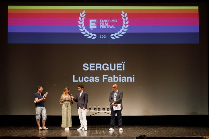 Giuria Ennesimo Film Festival 2021
