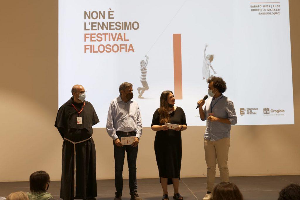 ennesimo festival filosofia - giuria