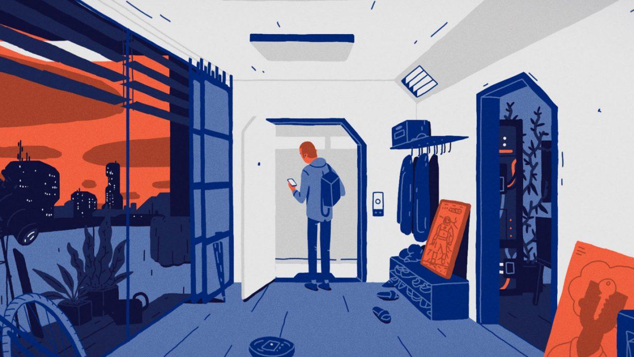 THE LONELY ORBIT - Frederic Siegel & Benjamin Morard
